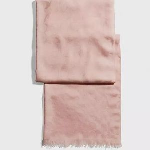 Coach Women's Signature C Wrap Scarf - Wool & Silk